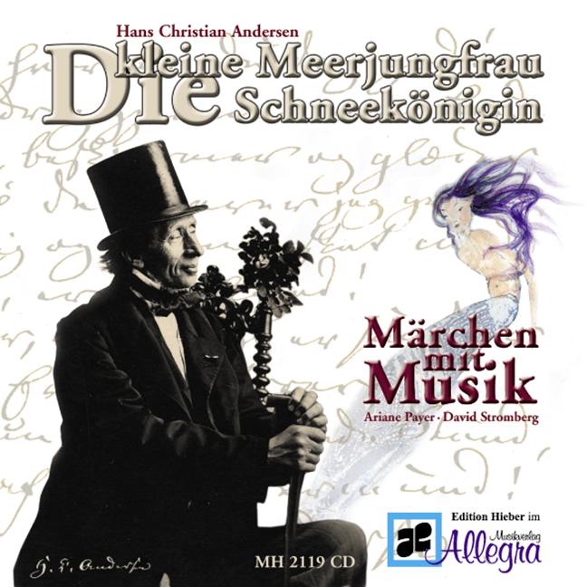 Die-kleine-Meerjungfrau-Die-Schneekonigin-Marchen-mit-Musik-CD-Multimedia-gt